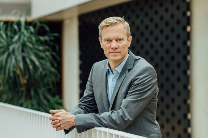 DRIFT medewerker Timo von Wirth