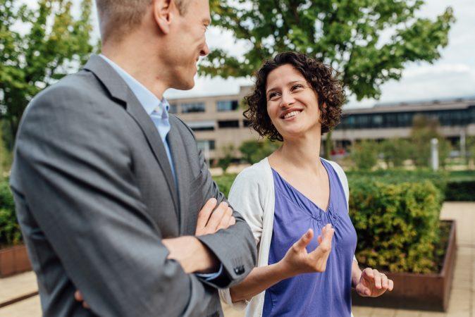 DRIFT medewerker Marieke Verhagen