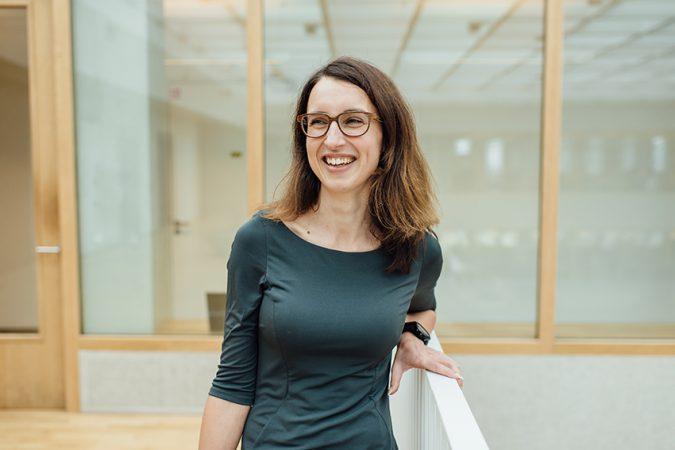 DRIFT medewerker Marleen Lodder