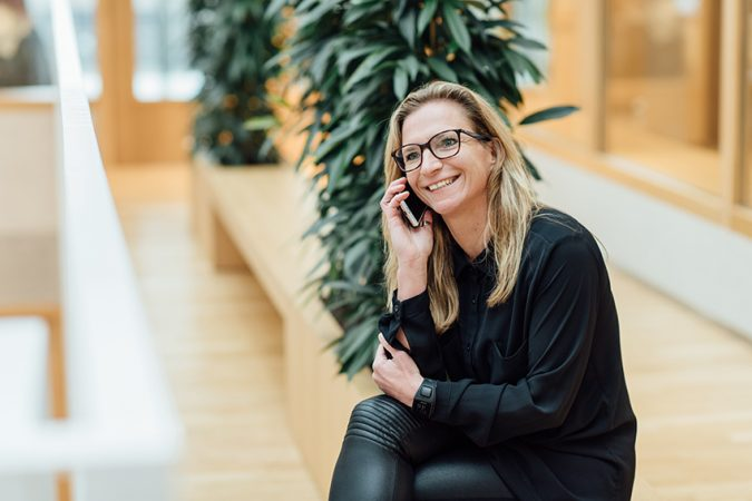 DRIFT medewerker Maryce Koedood