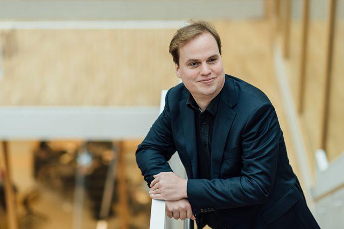 DRIFT medewerker Roel van Raak