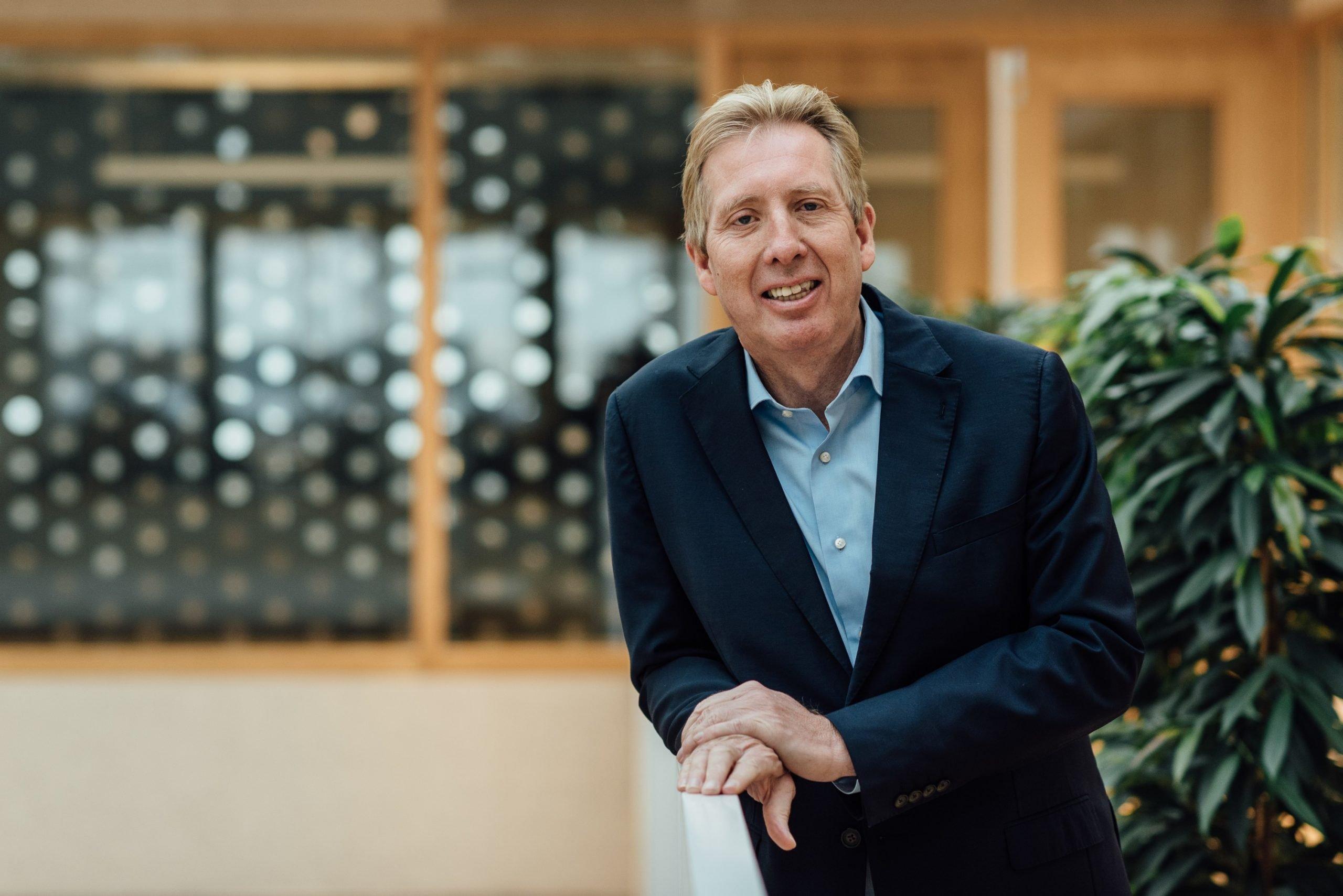 DRIFT medewerker Jan Rotmans