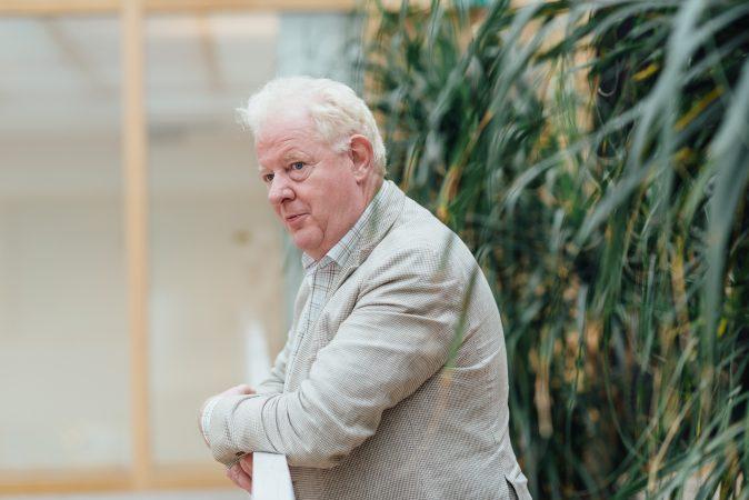 DRIFT medewerker Matthijs Hisschemöller
