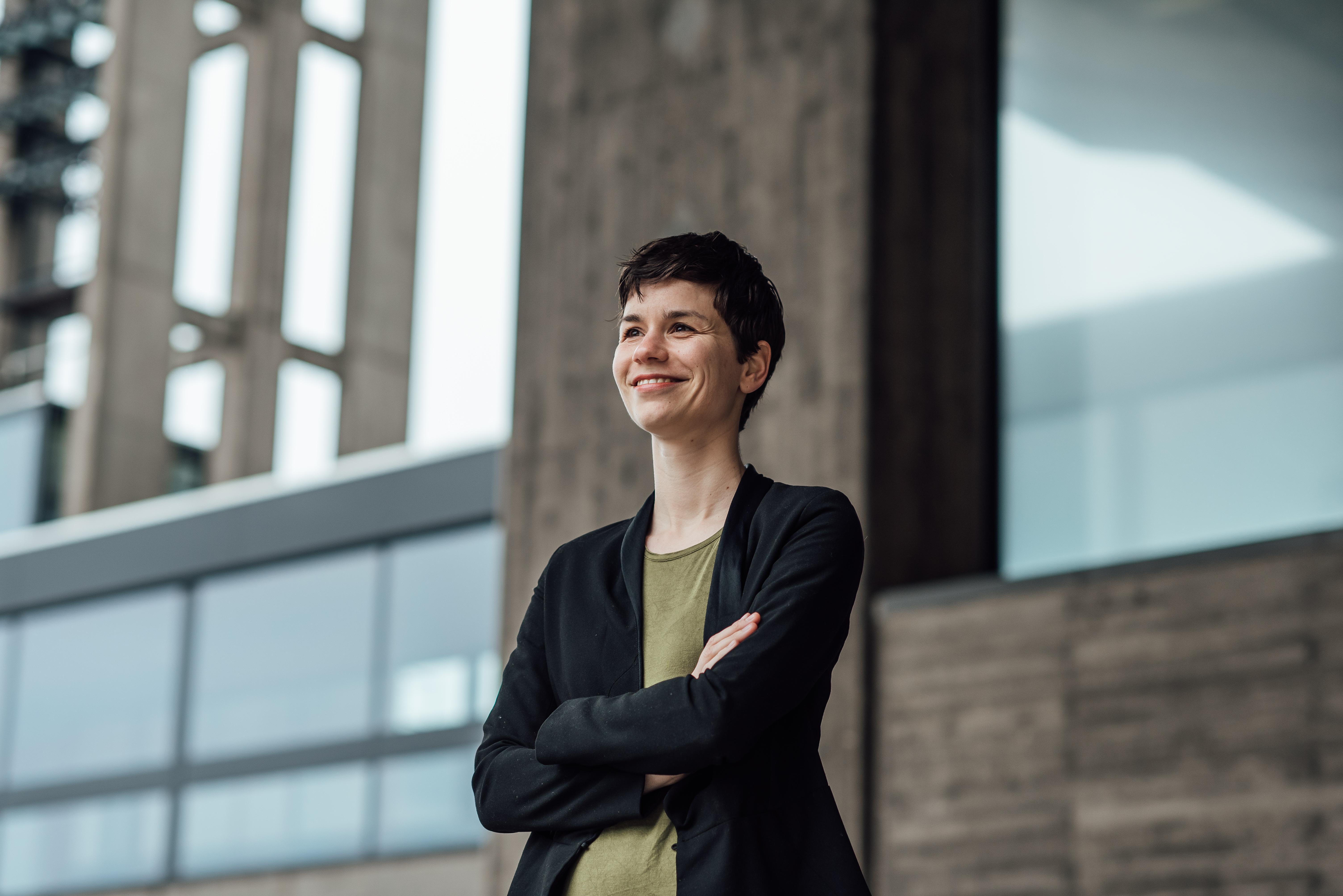 DRIFT medewerker Annelli Janssen