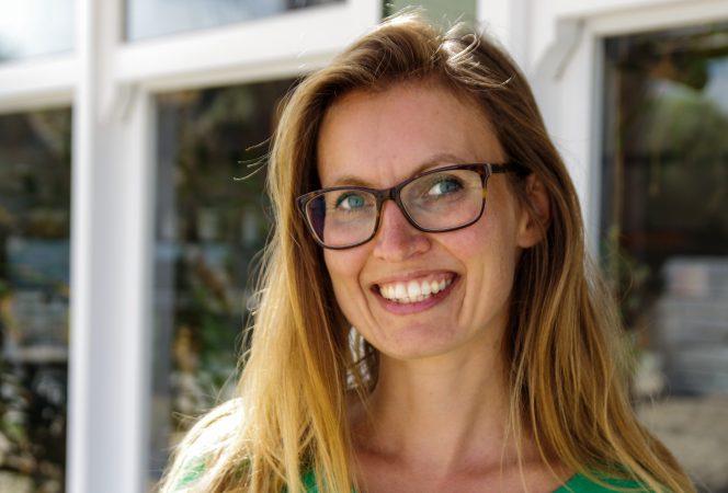 DRIFT medewerker Dr. Suzanne van den Bosch