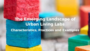 DRIFT Het GUST Handboek voor Urban Living Labs