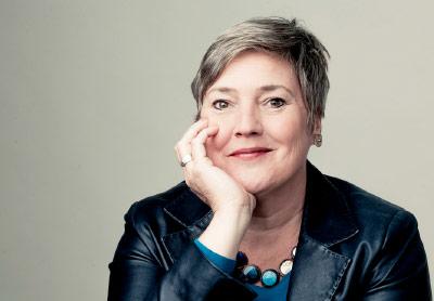 DRIFT medewerker Sandra van Kampen
