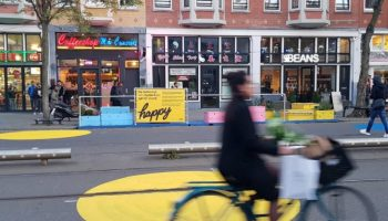 DRIFT Happy Streets X Stadlab CoolZuid op het Stadmakerscongres
