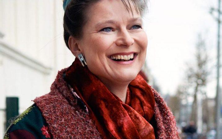 DRIFT medewerker Marjan Minnesma