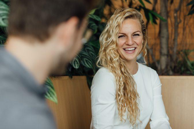DRIFT medewerker Rachel Greer