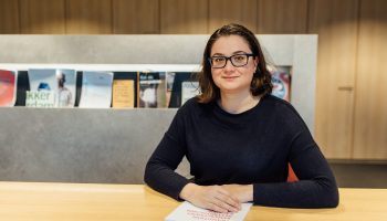 DRIFT EGA-Talk with Dr Niki Frantzeskaki: Facilitating sustainable and resilient urban transitions