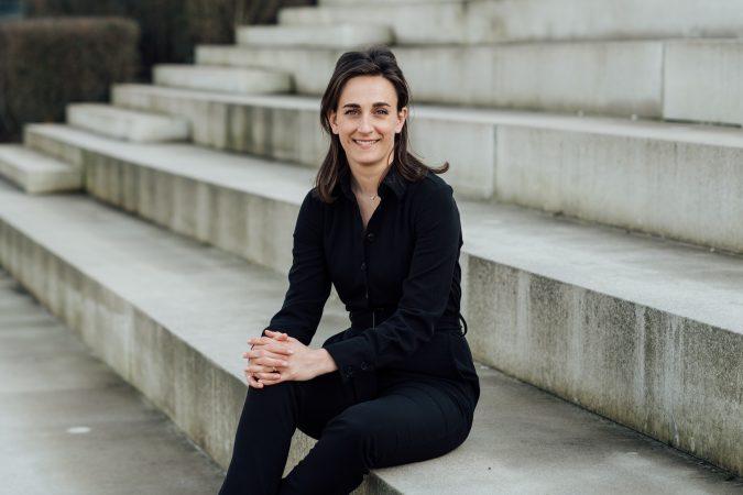 DRIFT medewerker Leonie Daalderop