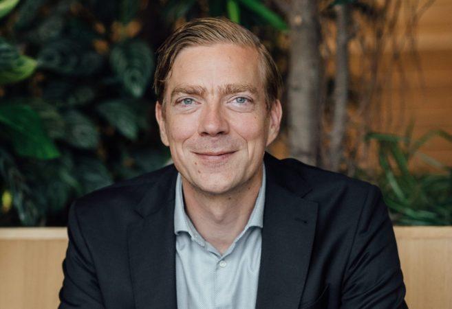 DRIFT medewerker Derk Loorbach