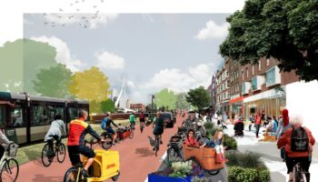 DRIFT De Fietskoers 2025: fietsend de mobiliteitstransitie in Rotterdam versnellen
