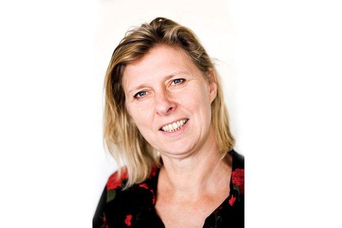 DRIFT medewerker Barbara van Mierlo
