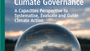DRIFT Transformative climate governance: new book on overcoming the climate action stalemate