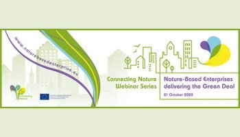 DRIFT Webinar: the potential of nature-based enterprises for Europe's green deal