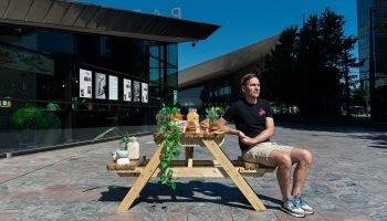 DRIFT SIRIUS Food Transition Profile: Jack Bean legt de lat hoog voor duurzaam fast food
