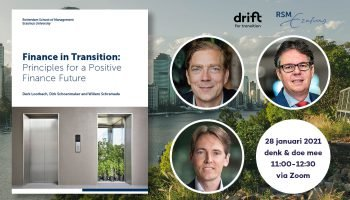 DRIFT Webinar 'Finance in transition'
