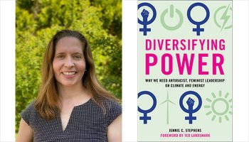 DRIFT Diversifying Power! Energy & climate justice with professor Jennie C. Stephens