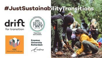 DRIFT New event series on just sustainability transitions!